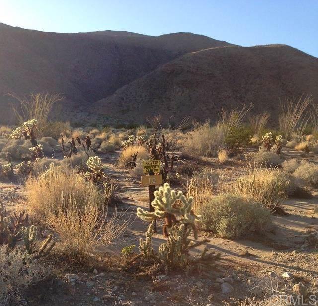 10 Anza Park Trail #10, Borrego Springs, CA 92004 (#180062652) :: Neuman & Neuman Real Estate Inc.