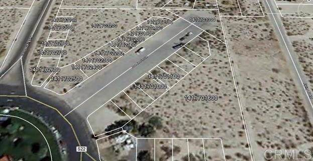 19 Lots Town Center Christmas Circle 19 Lots, Borrego Springs, CA 92004 (#180065826) :: Keller Williams - Triolo Realty Group