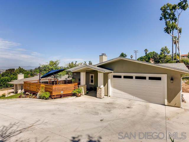 1240 Tower Dr, Vista, CA 92083 (#190051732) :: Allison James Estates and Homes