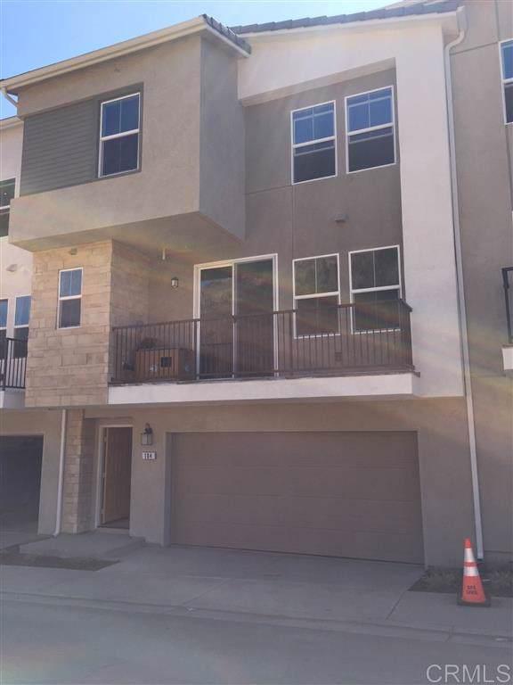 354 Fitzpatrick Rd #104, San Marcos, CA 92069 (#190052725) :: Neuman & Neuman Real Estate Inc.