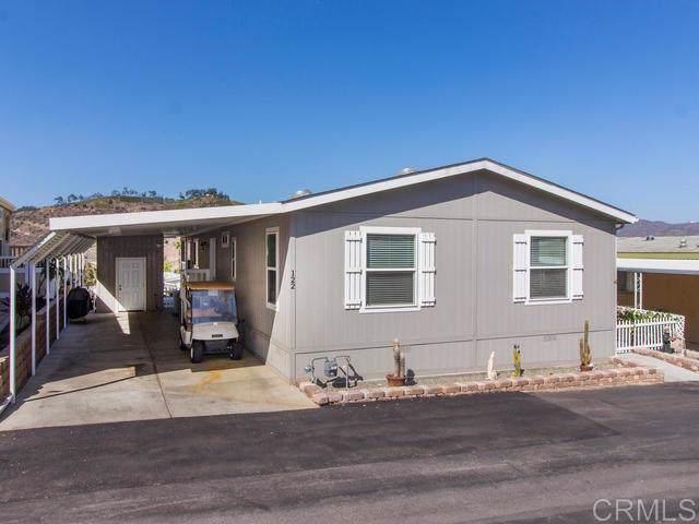 4650 Dulin Rd. #122, Fallbrook, CA 92028 (#190059218) :: Neuman & Neuman Real Estate Inc.