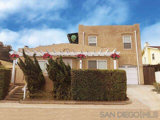 1233 Bush, San Diego, CA 92103 (#190060910) :: Whissel Realty