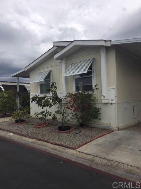 1600 E Vista Way #7, Vista, CA 92084 (#190061577) :: Neuman & Neuman Real Estate Inc.