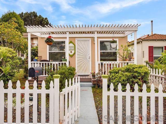 4641 Muir Ave, San Diego, CA 92107 (#190064211) :: Dannecker & Associates