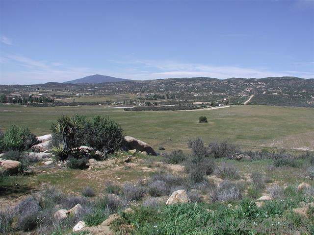 Lot 004 High Country Trl. #4, Anza, CA 92539 (#190064500) :: Keller Williams - Triolo Realty Group