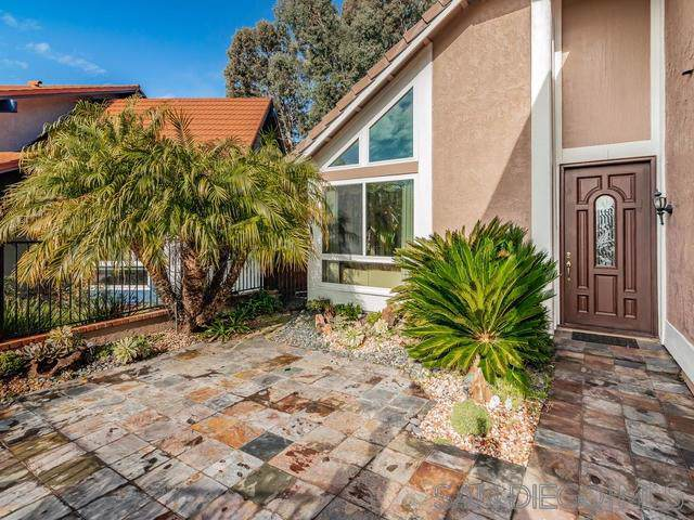 9710 Benavente Pl, San Diego, CA 92129 (#200000331) :: The Miller Group
