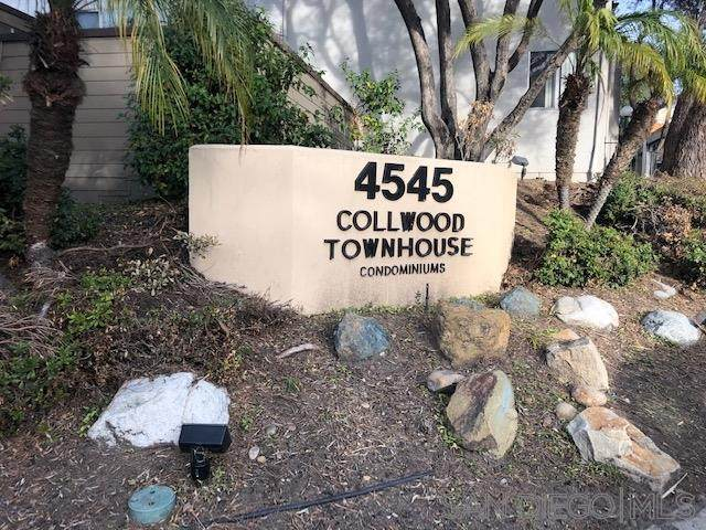 4545 Collwood #31, San Diego, CA 92115 (#200004856) :: SunLux Real Estate