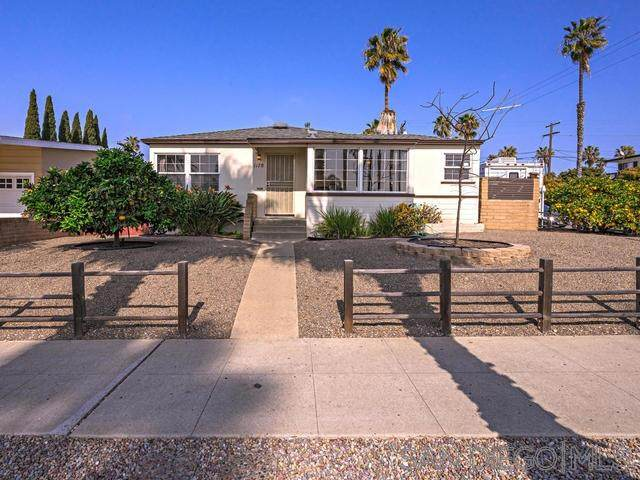 1178 Thomas Ave, San Diego, CA 92109 (#200008431) :: Coldwell Banker West