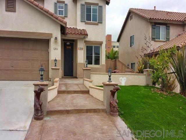 1284 Steiner Dr, Chula Vista, CA 91911 (#200011225) :: Neuman & Neuman Real Estate Inc.