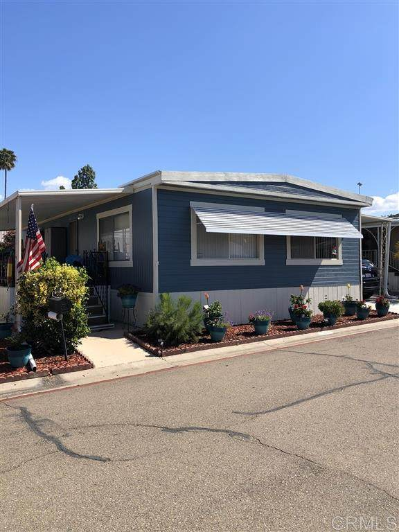 8301 E Mission Gorge Rd #306, Santee, CA 92071 (#200014932) :: Whissel Realty