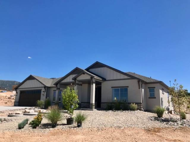 2707 W Carmel Estates Circle, Cedar City, UT 88888 (#200027224) :: Neuman & Neuman Real Estate Inc.