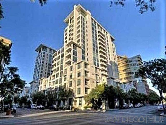 425 W Beech #527, San Diego, CA 92101 (#200031271) :: Yarbrough Group