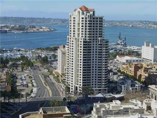 700 W Harbor Dr. #2501, San Diego, CA 92101 (#200033243) :: SunLux Real Estate