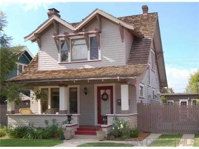 1236 Edgemont St, San Diego, CA 92102 (#200043191) :: SunLux Real Estate