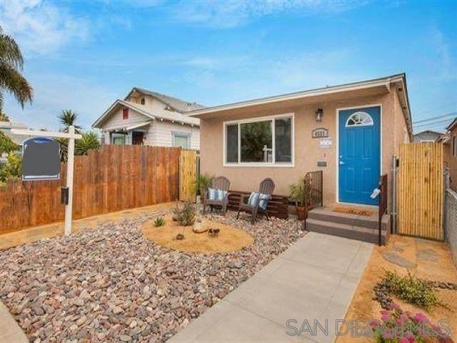 4519-21 37th Street, San Diego, CA 92116 (#200044327) :: Neuman & Neuman Real Estate Inc.