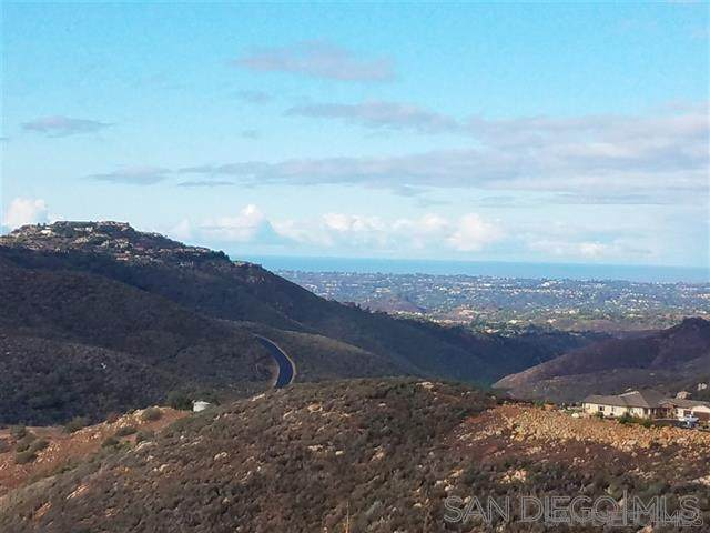 00 Mount Israel Place, Lot 7, Escondido, CA 92029 (#200046782) :: SD Luxe Group