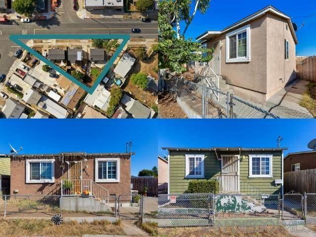 3707-21 Euclid Ave, San Diego, CA 92105 (#200050239) :: Neuman & Neuman Real Estate Inc.