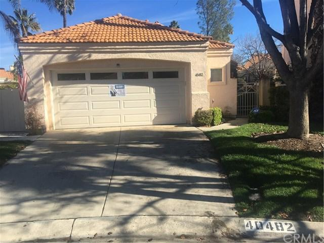 40482 Corte Lucia, Murrieta, CA 92562 (#300733885) :: Coldwell Banker Residential Brokerage