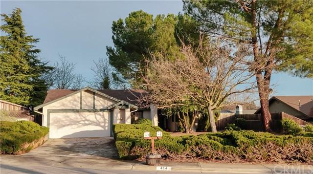 414 Cherokee Ct, Paso Robles, CA 93446 (#300734118) :: Coldwell Banker Residential Brokerage