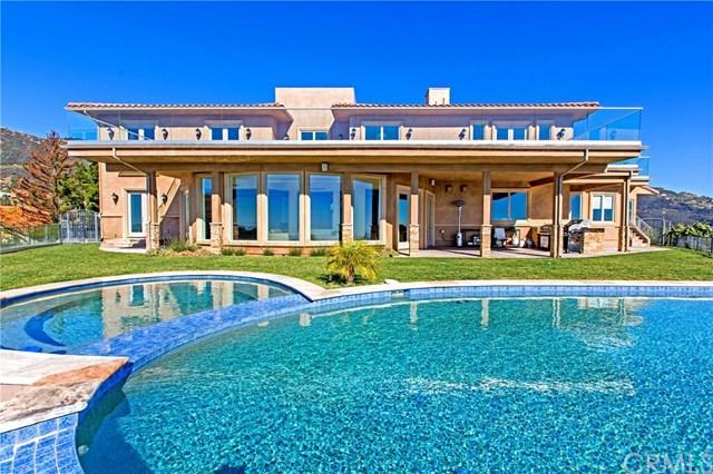 23244 W Paloma Blanca Drive, Malibu, CA 90265 (#300737322) :: Coldwell Banker Residential Brokerage