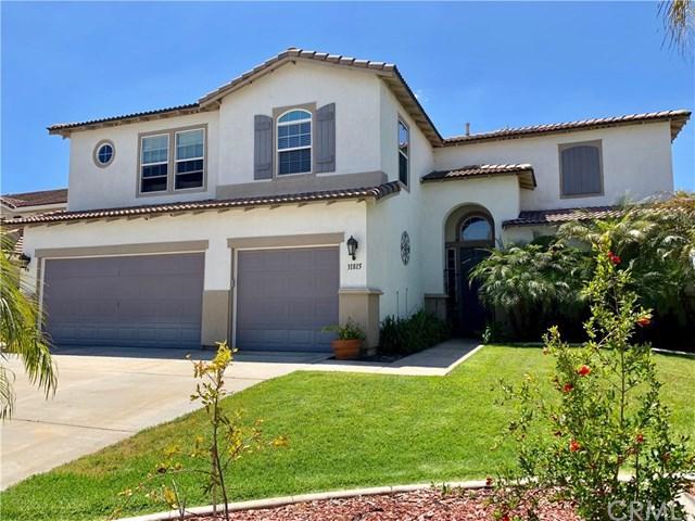 31815 Feather Creek Dr., Menifee, CA 92584 (#301539821) :: Coldwell Banker Residential Brokerage