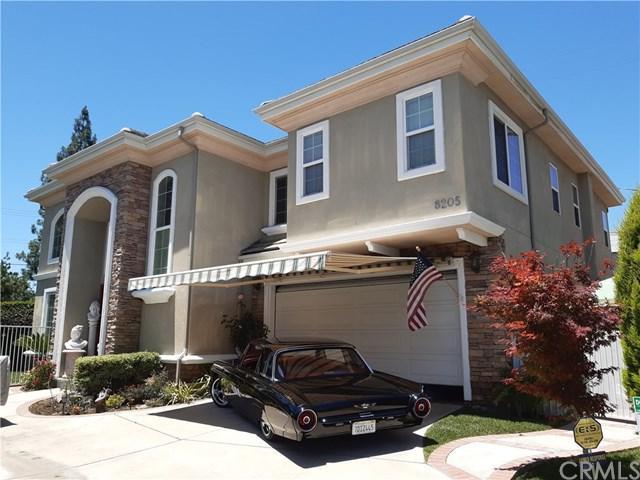 8205 Joshua Court, San Gabriel, CA 91775 (#301543329) :: Coldwell Banker Residential Brokerage