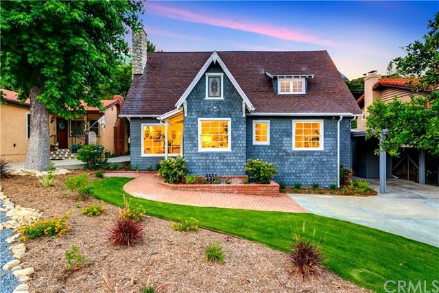 400 Foothill Avenue, Sierra Madre, CA 91024 (#301548656) :: Coldwell Banker Residential Brokerage