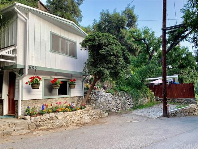 686 Woodland Drive, Sierra Madre, CA 91024 (#301550019) :: Coldwell Banker Residential Brokerage