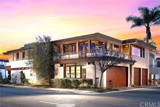 737 Via Lido Nord, Newport Beach, CA 92663 (#301550413) :: Coldwell Banker Residential Brokerage