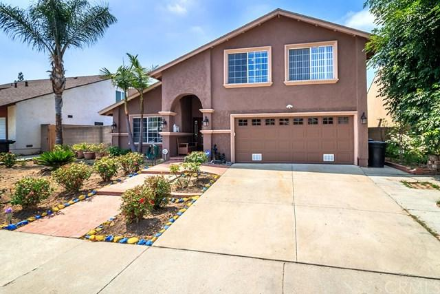 1236 E Dore Street, West Covina, CA 91792 (#301551373) :: Coldwell Banker Residential Brokerage