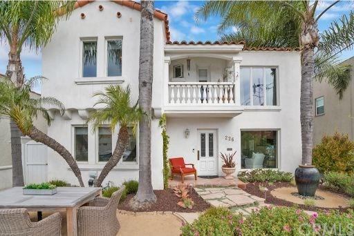 226 Pomona Avenue, Long Beach, CA 90803 (#301552648) :: Coldwell Banker Residential Brokerage