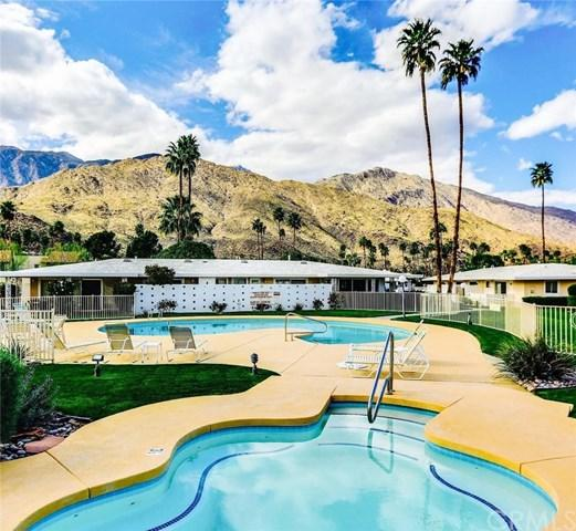 2210 S Calle Palo Fierro #32, Palm Springs, CA 92264 (#301554285) :: Coldwell Banker Residential Brokerage