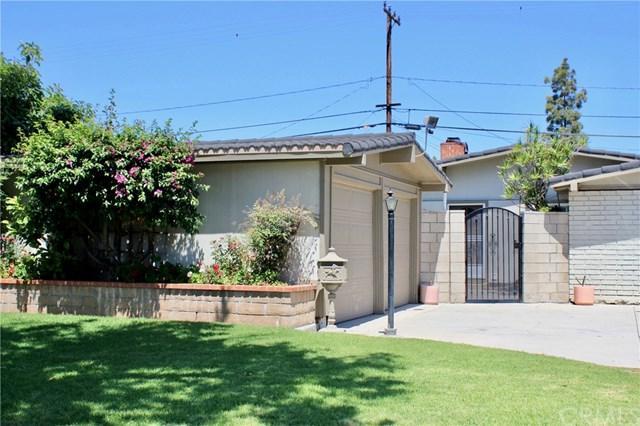 1160 N Holly Street, Anaheim, CA 92801 (#301554817) :: Coldwell Banker Residential Brokerage