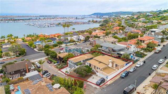 889 Armada Terrace, Point Loma, CA 92106 (#301556019) :: Coldwell Banker Residential Brokerage