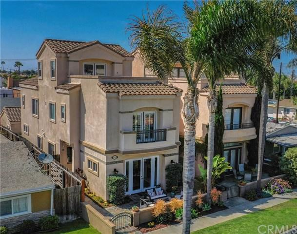 421 11th Street, Huntington Beach, CA 92648 (#301556932) :: Coldwell Banker Residential Brokerage