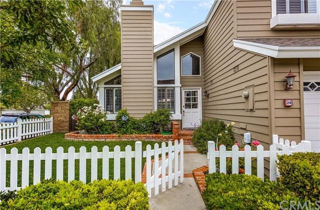 24 Capstone #33, Irvine, CA 92606 (#301558881) :: Coldwell Banker Residential Brokerage