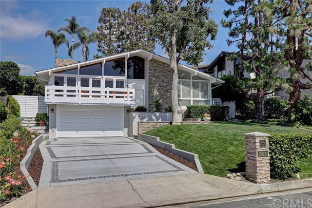 2928 Via Alvarado, Palos Verdes Estates, CA 90274 (#301559336) :: Coldwell Banker Residential Brokerage
