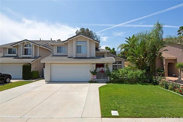 13217 Spur Branch Circle, Corona, CA 92883 (#301560092) :: Coldwell Banker Residential Brokerage