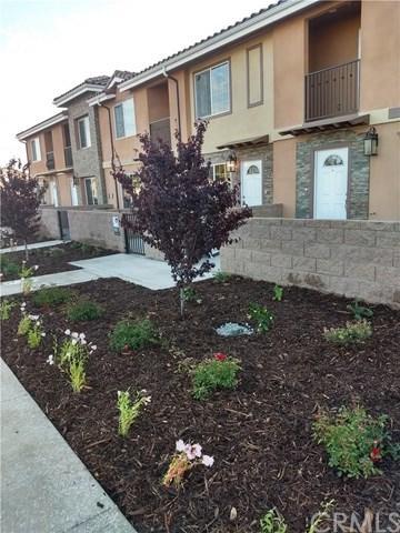16408 Valencia Avenue #113, Fontana, CA 92335 (#301562988) :: Coldwell Banker Residential Brokerage