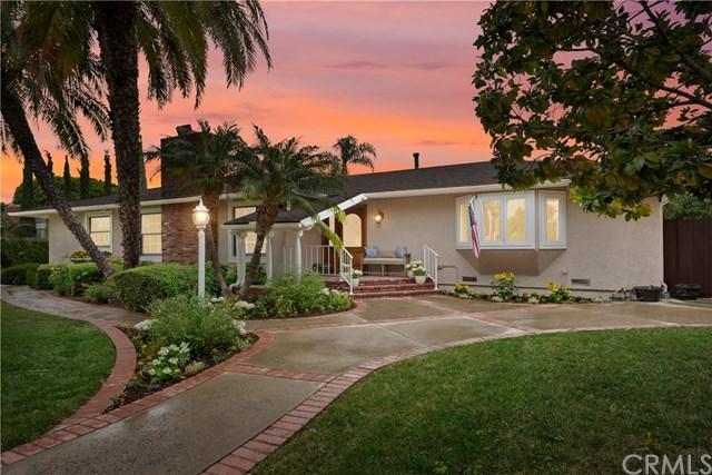 1028 La Mesa Drive, Fullerton, CA 92833 (#301564219) :: Coldwell Banker Residential Brokerage