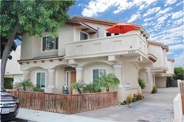 2305 Carnegie Lane B, Redondo Beach, CA 90278 (#301564314) :: COMPASS