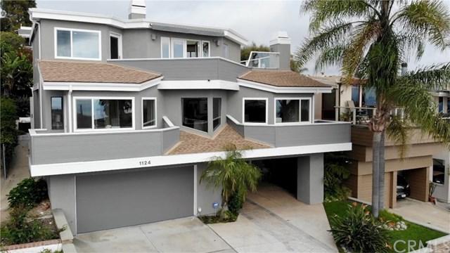 1124 Miramar, Laguna Beach, CA 92651 (#301564893) :: Coldwell Banker Residential Brokerage