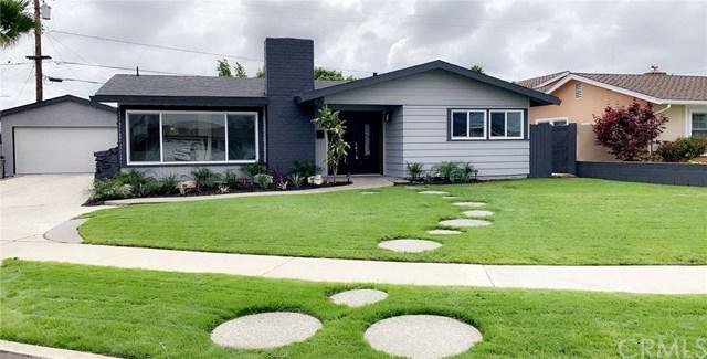 8012 San Lazaro Cir, Buena Park, CA 90620 (#301566094) :: Coldwell Banker Residential Brokerage