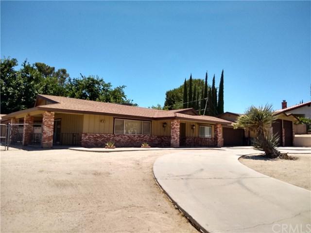 7458 Cardillo Trail, Yucca Valley, CA 92284 (#301576851) :: Keller Williams - Triolo Realty Group