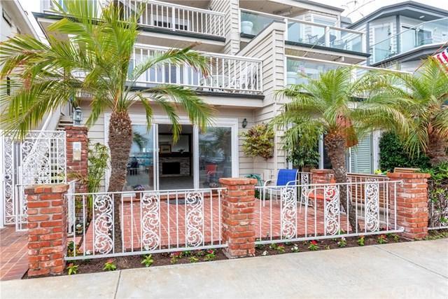 1815 W Bay Avenue #1, Newport Beach, CA 92663 (#301583817) :: Coldwell Banker Residential Brokerage