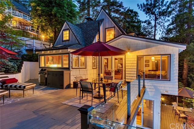 177 Rocky Point Road, Lake Arrowhead, CA 92352 (#301585905) :: Coldwell Banker Residential Brokerage