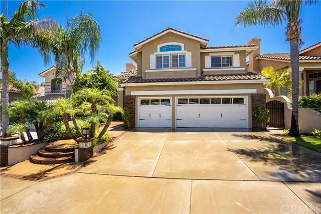 916 S Creekview Lane, Anaheim Hills, CA 92808 (#301586897) :: Coldwell Banker Residential Brokerage