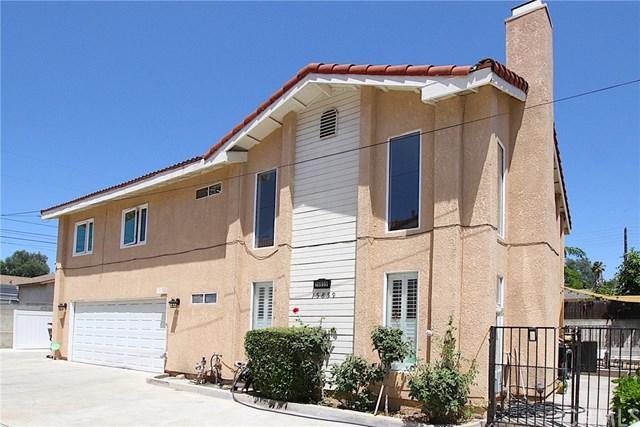 15859 Las Vecinas Drive, La Puente, CA 91744 (#301587035) :: Dannecker & Associates