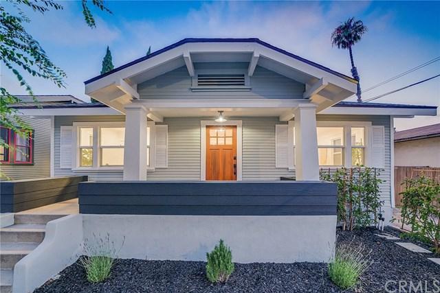 719 Belmont Avenue, Long Beach, CA 90804 (#301588053) :: Coldwell Banker Residential Brokerage