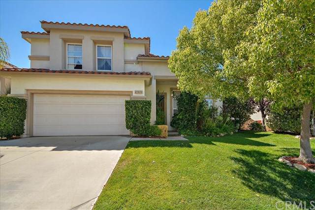 21010 Oakriver Lane, Newhall, CA 91321 (#301597848) :: Coldwell Banker Residential Brokerage